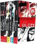 Frank Miller's Complete Sin City Library
