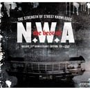 NWA: The best of N.W.A - The Strength Of Street Knowledge (CD/DVD)