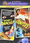 The Return of Dracula / The Vampire (Midnite Movies Double Feature)