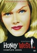 Honey West: The Complete Series (4pc) (Full B&W)