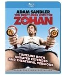 You Don't Mess With the Zohan (Unrated + BD Live)
