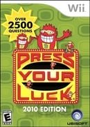 Press Your Luck 2010 Edition