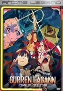 Gurren Lagann: Complete Collection (Anime Legends)