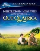 Out of Africa Collector's Series [Blu-ray Book + DVD + Digital Copy] (Universal's 100th Anniversary)