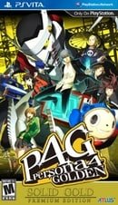Persona 4 Golden: Solid Gold Premium Edition